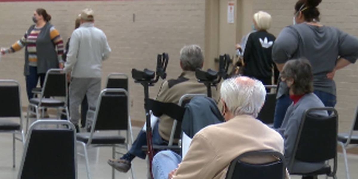 Texas focuses on 75 years and older for COVID-19 vaccination