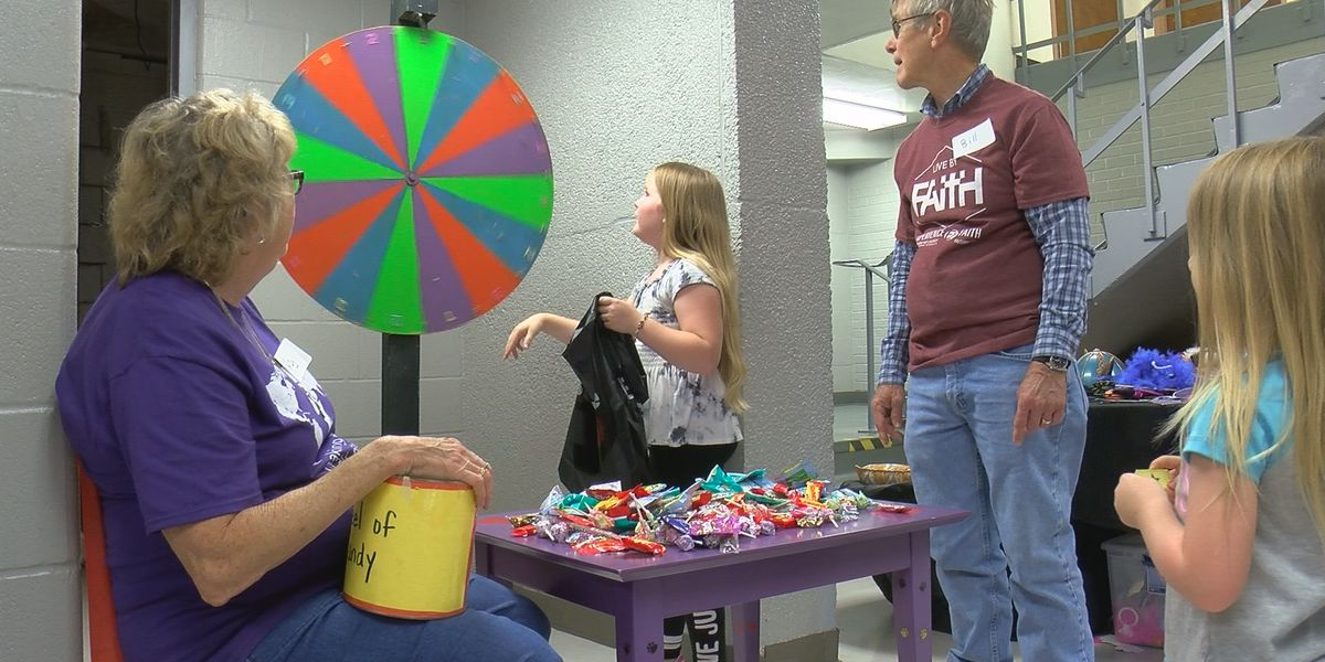 Families gather for Fall Carnival and STEAM Night
