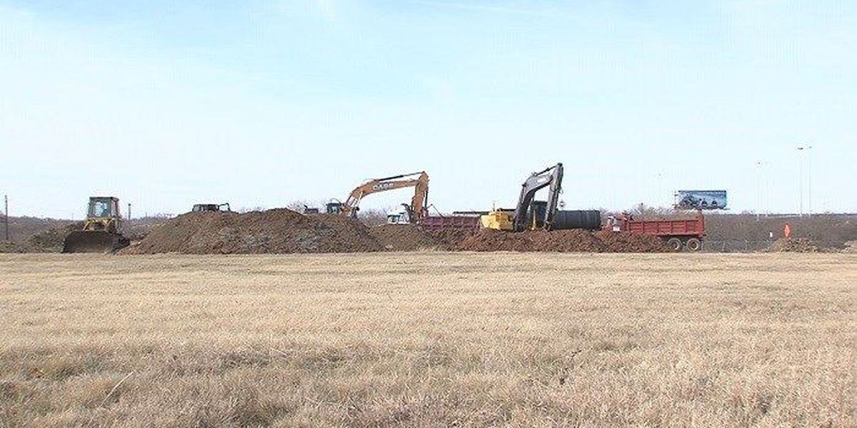 Wichita County gun range closer to completion