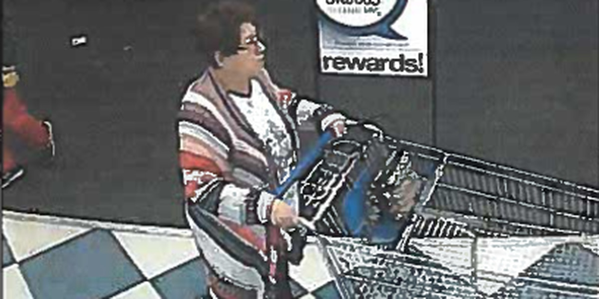WFPD: Can you ID bank bag thief?