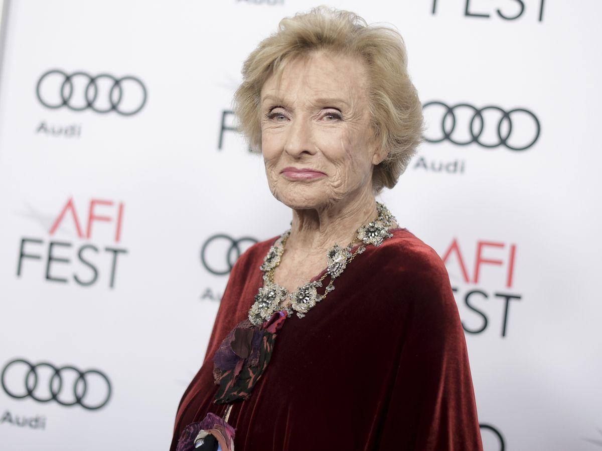 Oscar-winning actress Cloris Leachman dies at age 94