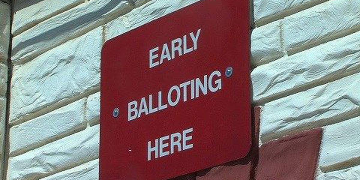 Early voting opens