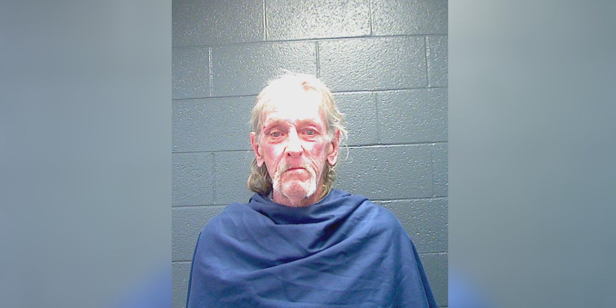 Local man arrested for brandishing knife while threatening woman