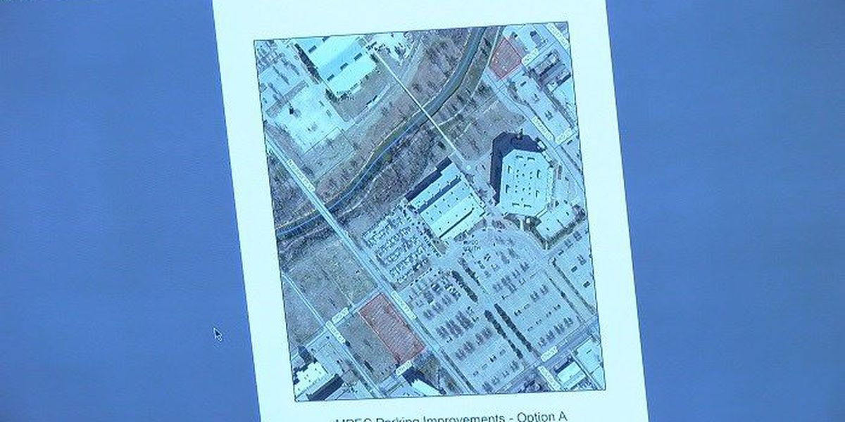 WF to spend money on new parking for possible hotel and conference center