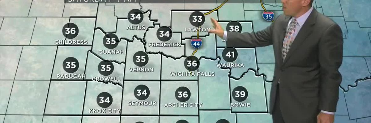 Cold Again Early Next Week
