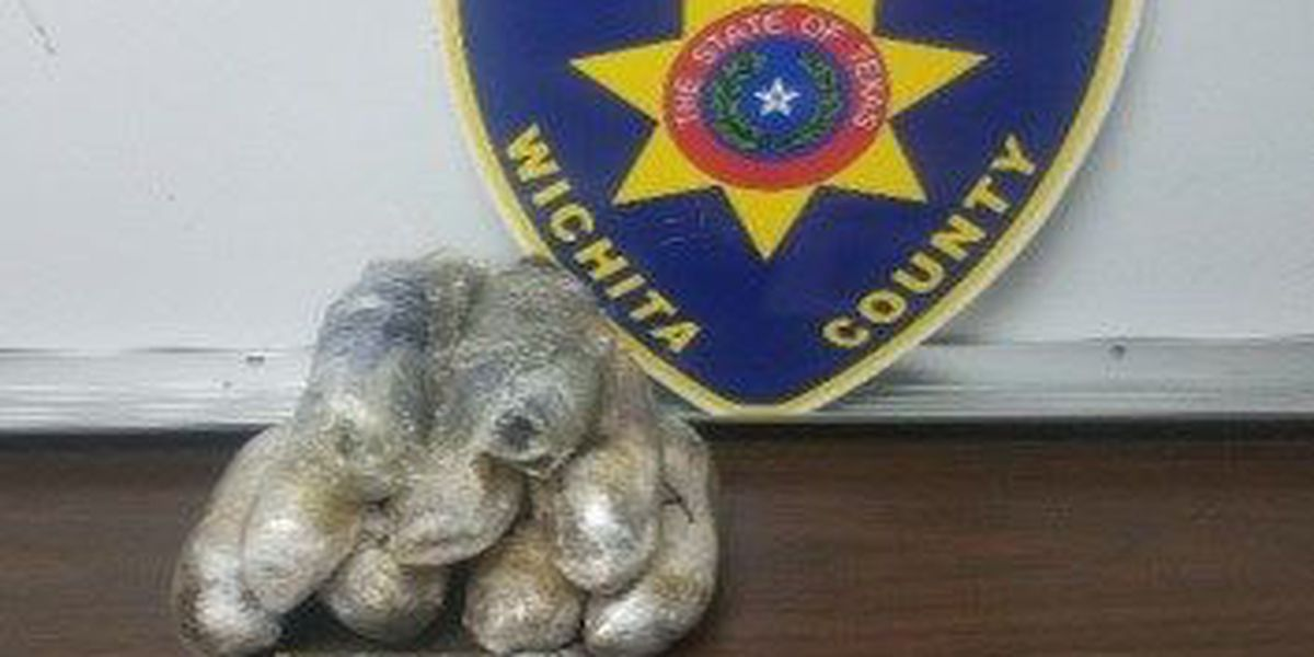 $450,000 worth of meth seized during traffic stop on US 287