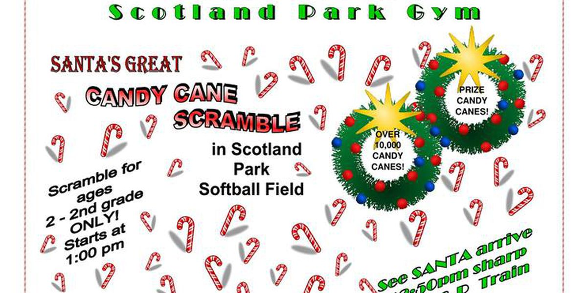 Christmas at the Park is this Saturday