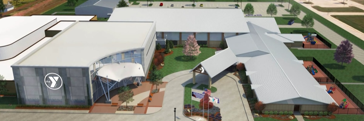 YMCA in final months of construction