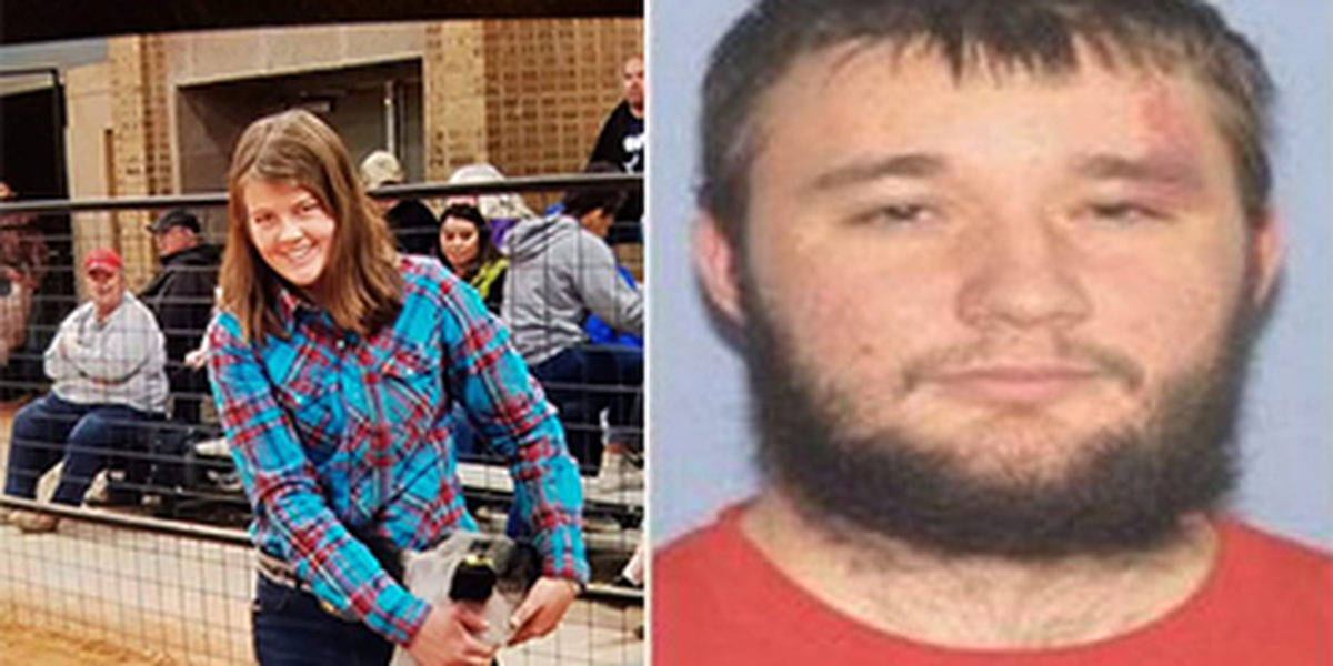 Amber Alert: Authorities believe west Texas teen is in immediate danger