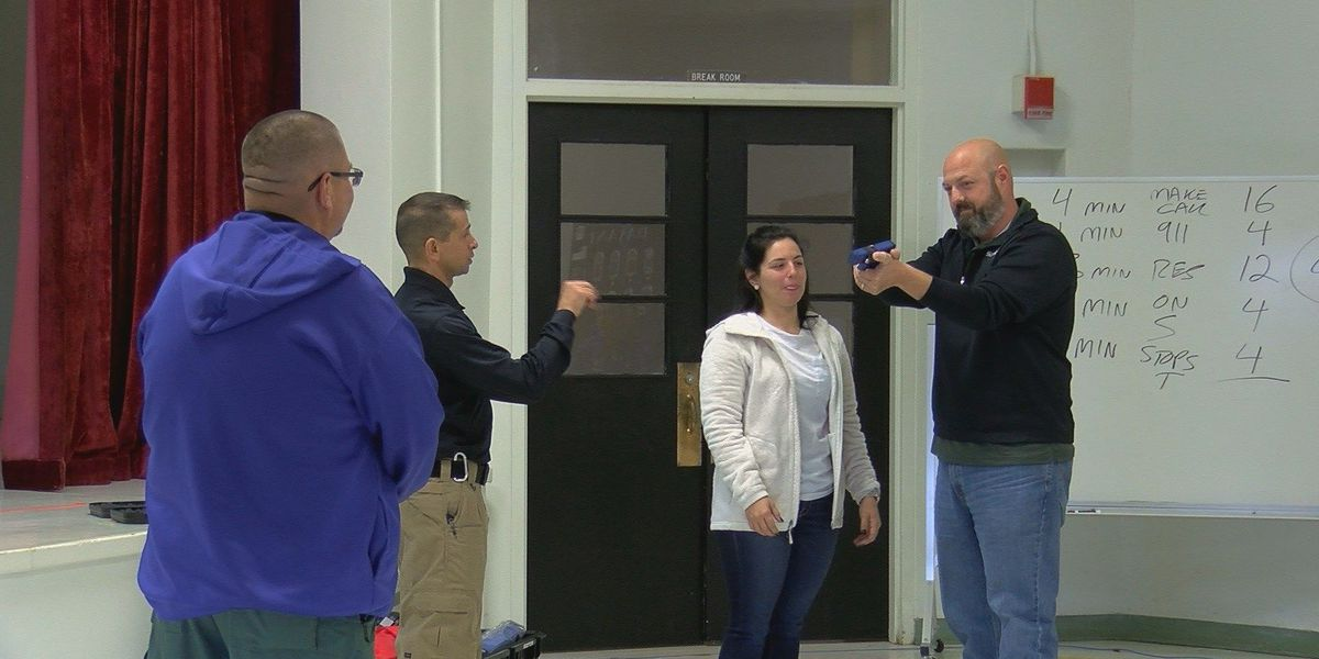 Graham ISD takes active approach to school shooting situations
