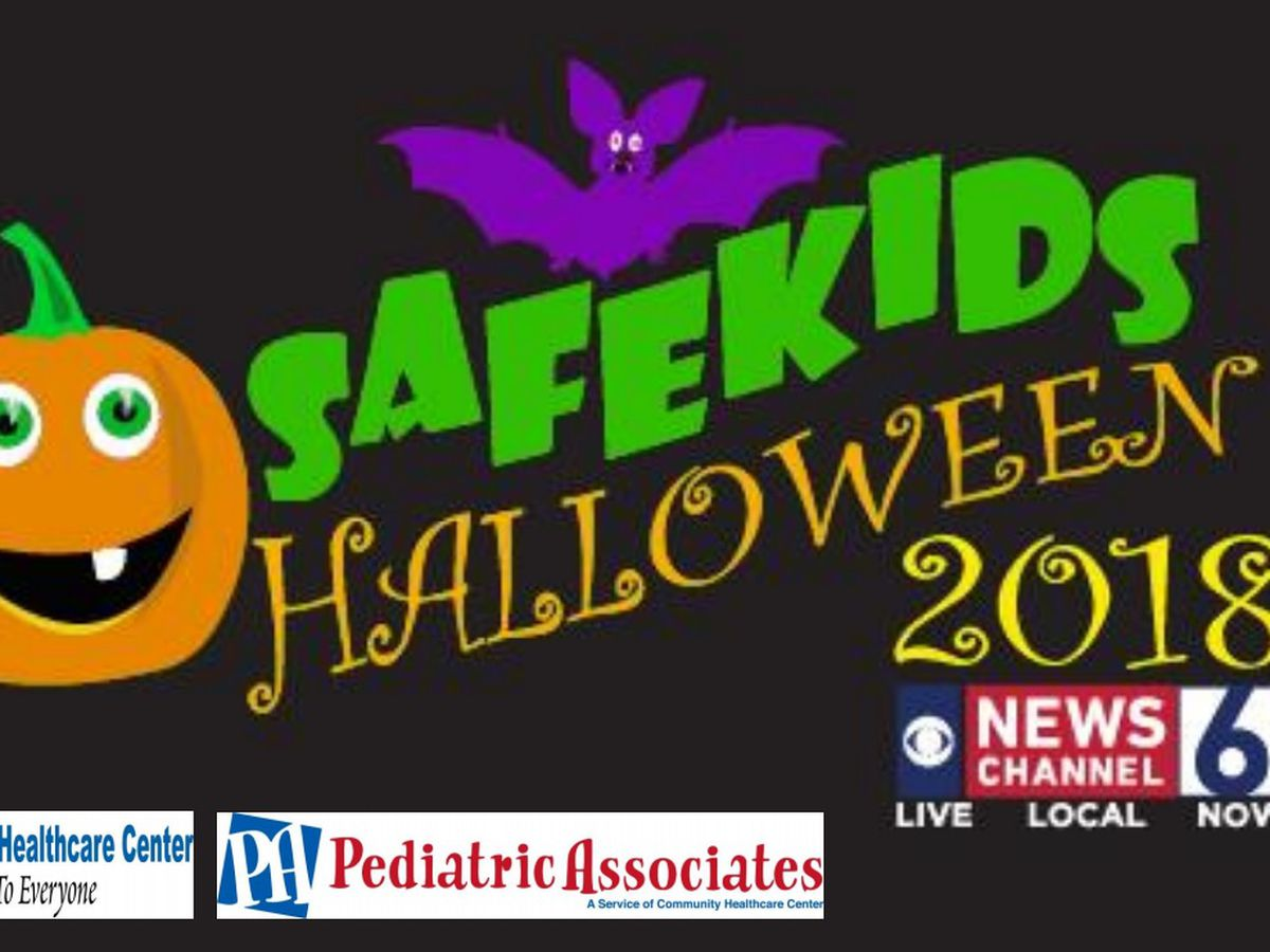Safe Kids Halloween is set for Tuesday, October 30