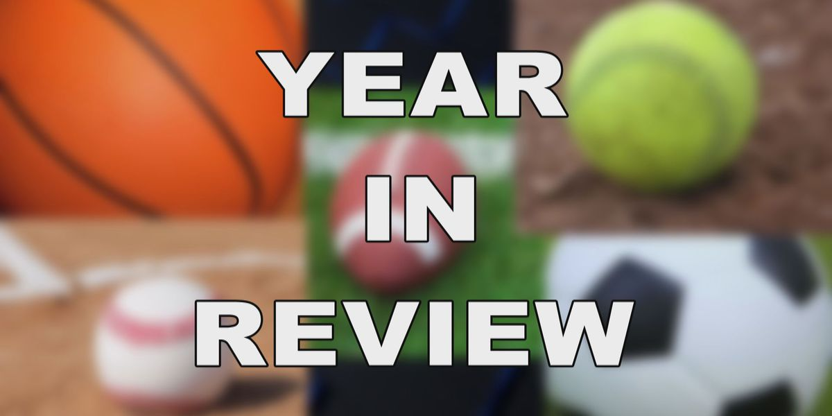 The 2018-2019 athletic year in review