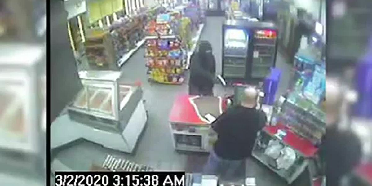 Graham Police looking for armed robbery suspect