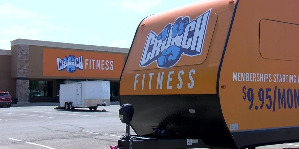 News Channel 6 City Guide - Crunch Fitness