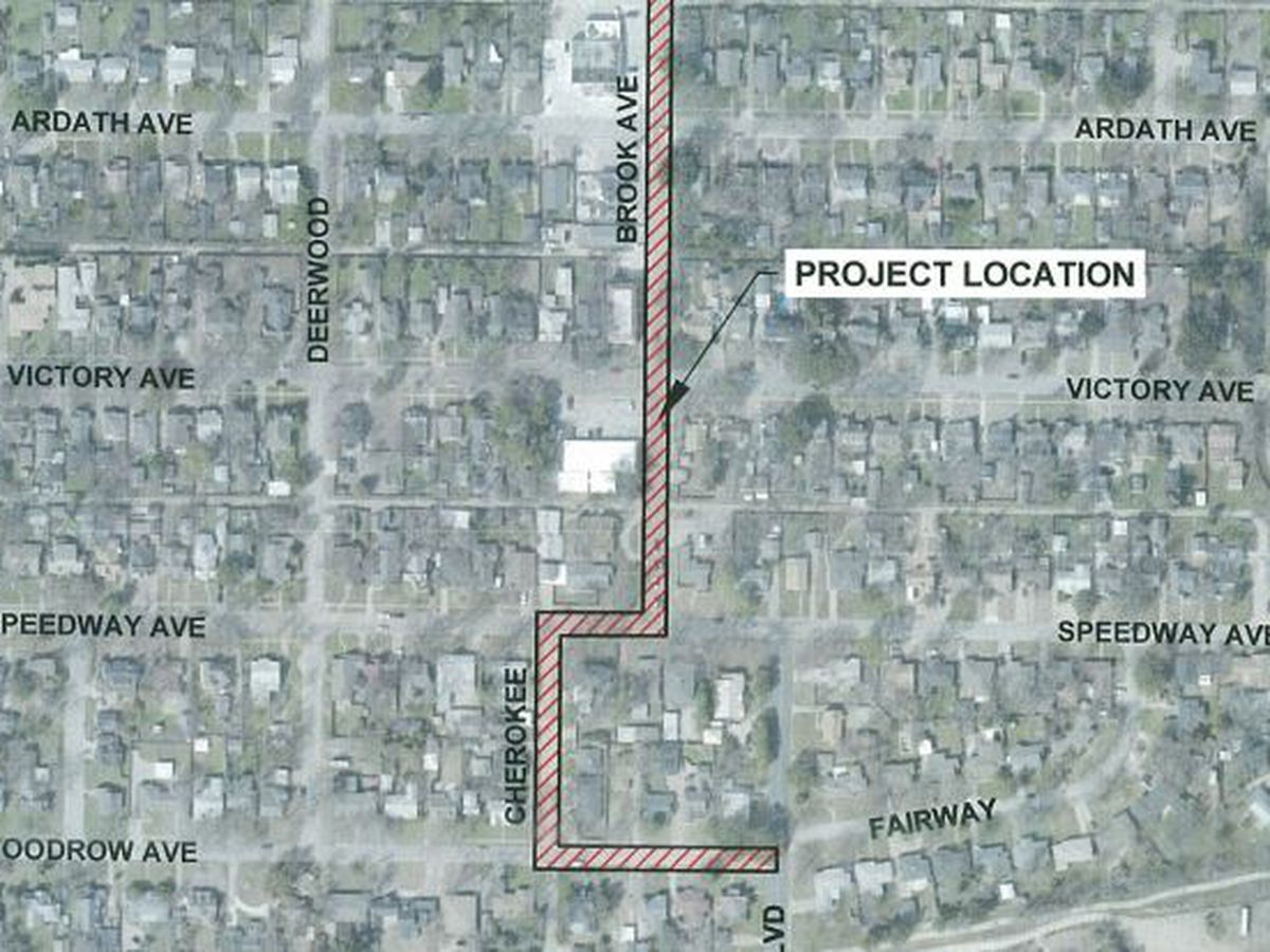 Phase 2 of 2020 Sewer Budget Utility Improvement Project to start Tuesday