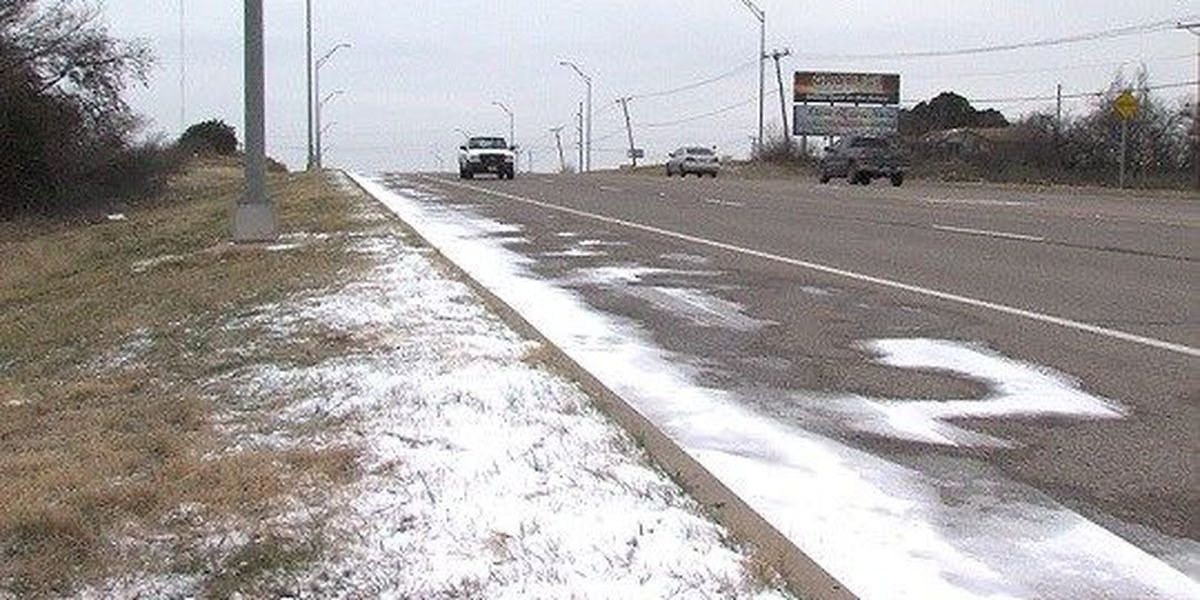 TxDOT Crews Ready for Winter Weather