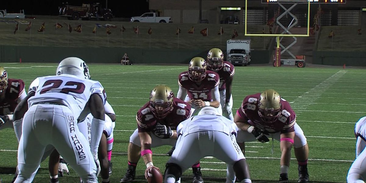 Midwestern State Rolls Over Mcmurry