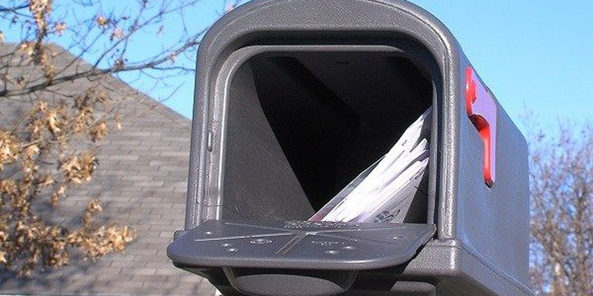 WFPD releases tips to avoid mail theft