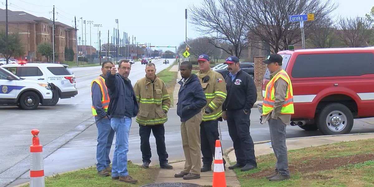 UPDATE: Midwestern Parkway reopened after gasoline leak investigation
