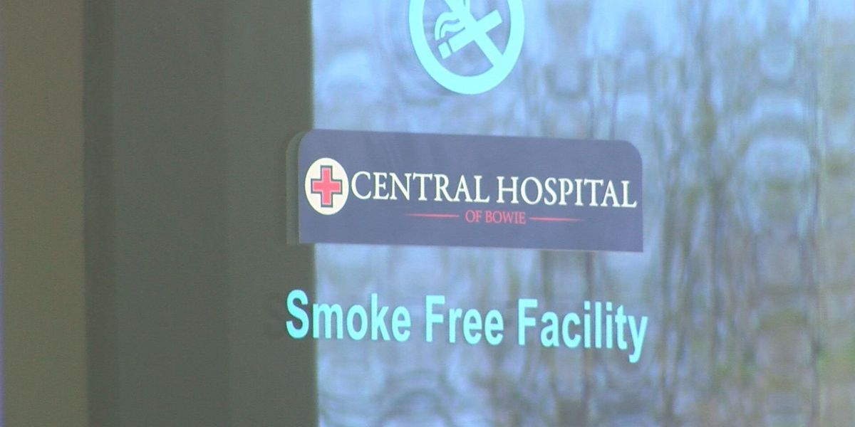 Central Hospital of Bowie days away from opening