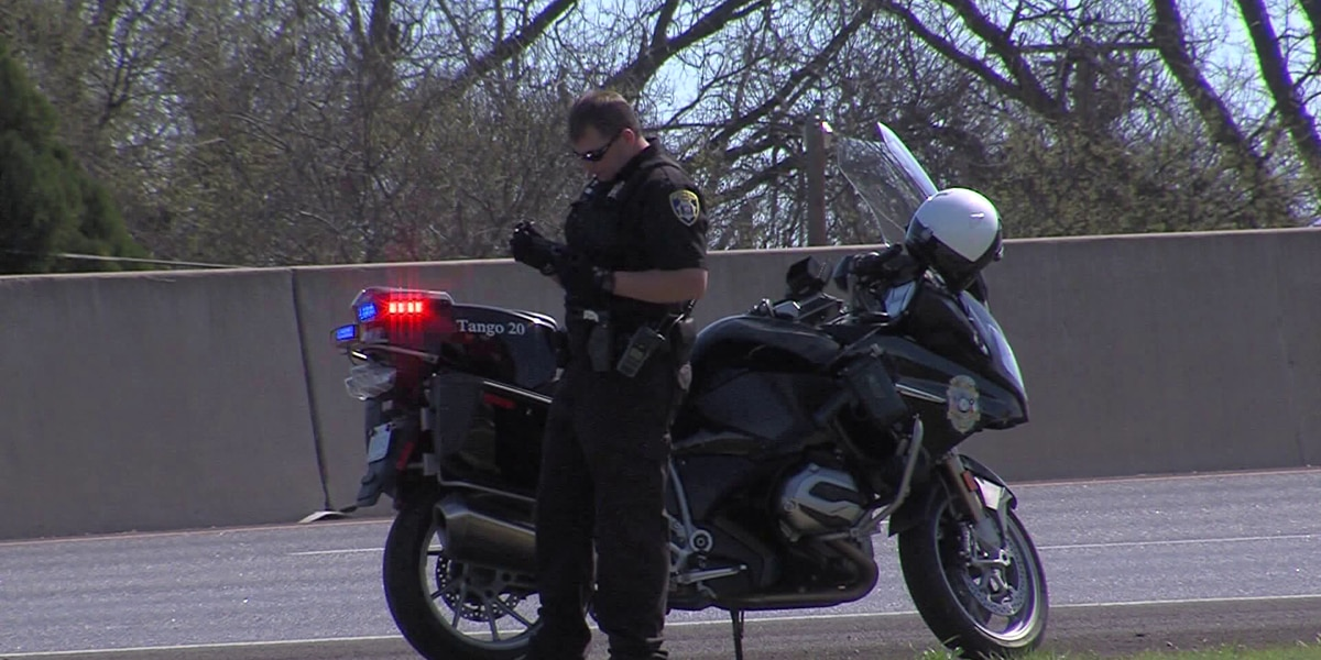 WFPD: grant helped snag 438 speeders in Wichita Falls