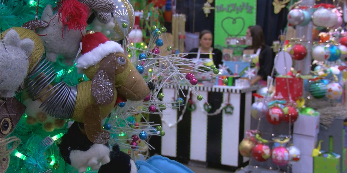 38th Annual Christmas Magic Market shopping continues over the weekend