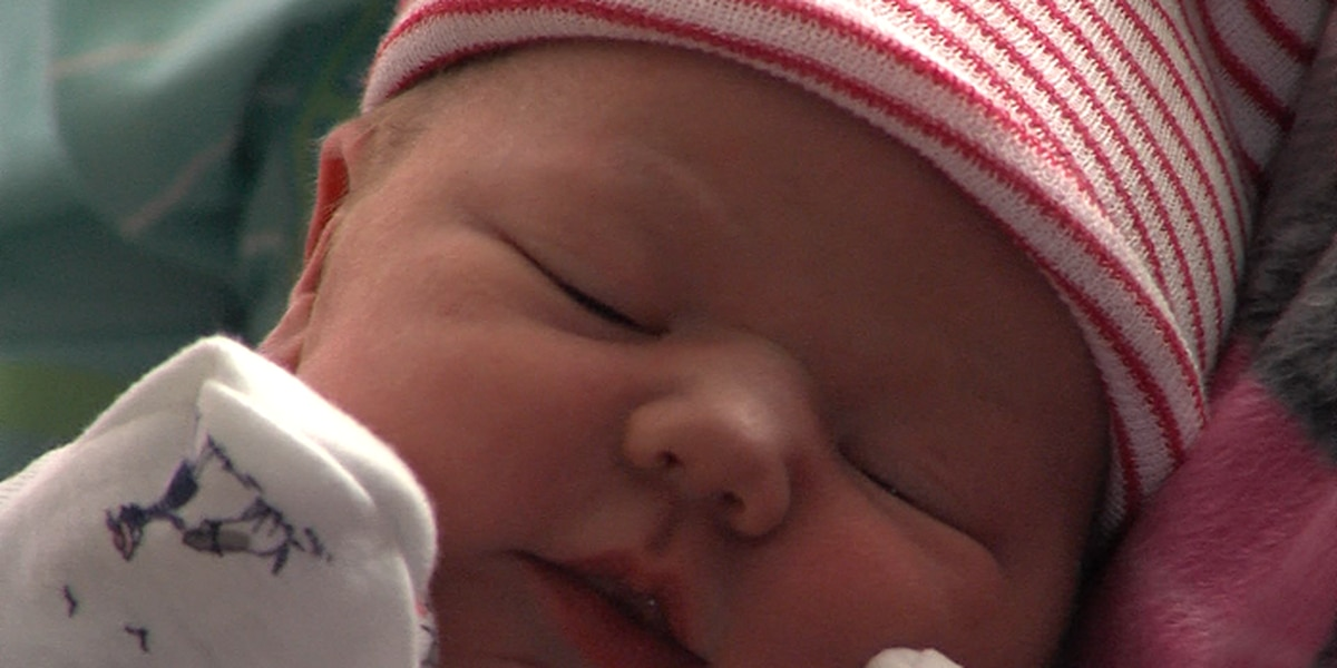 New Year's Baby Introduced To Texoma