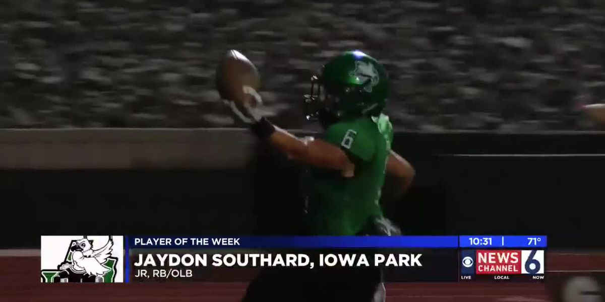 Week 5: HSFB player of the week