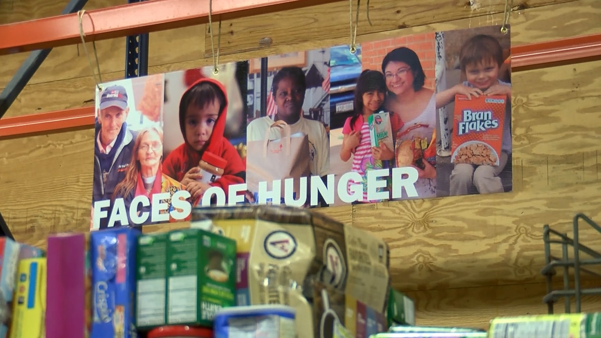 WF Area Food Bank receives large donation from Texoma Gives