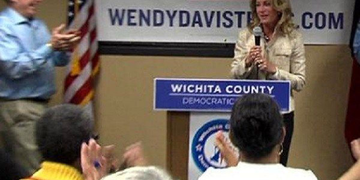 "Sen. Wendy Davis Has New Stance On ""Open Carry"""