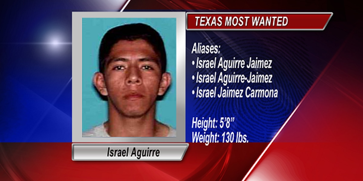 $10,000 reward for Texas fugitive