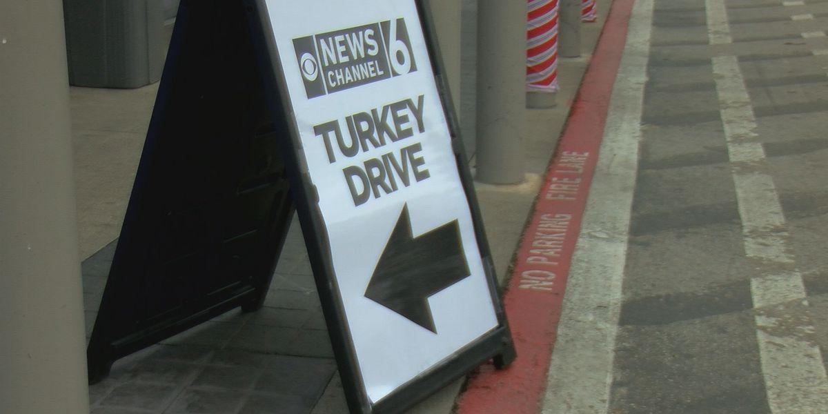 Third annual Turkey Drive stuffs the truck