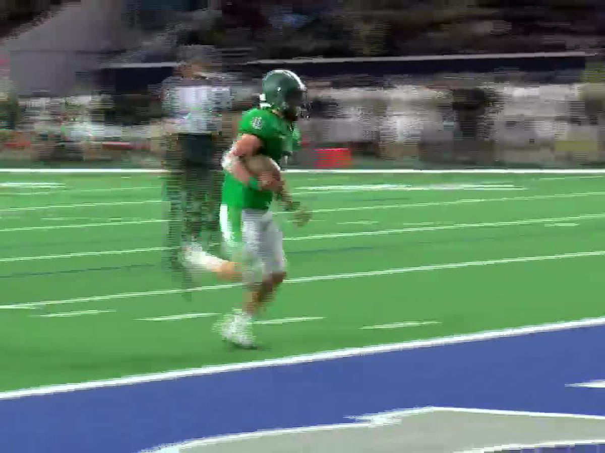 Rider and Iowa Park state semifinal highlights/reactions