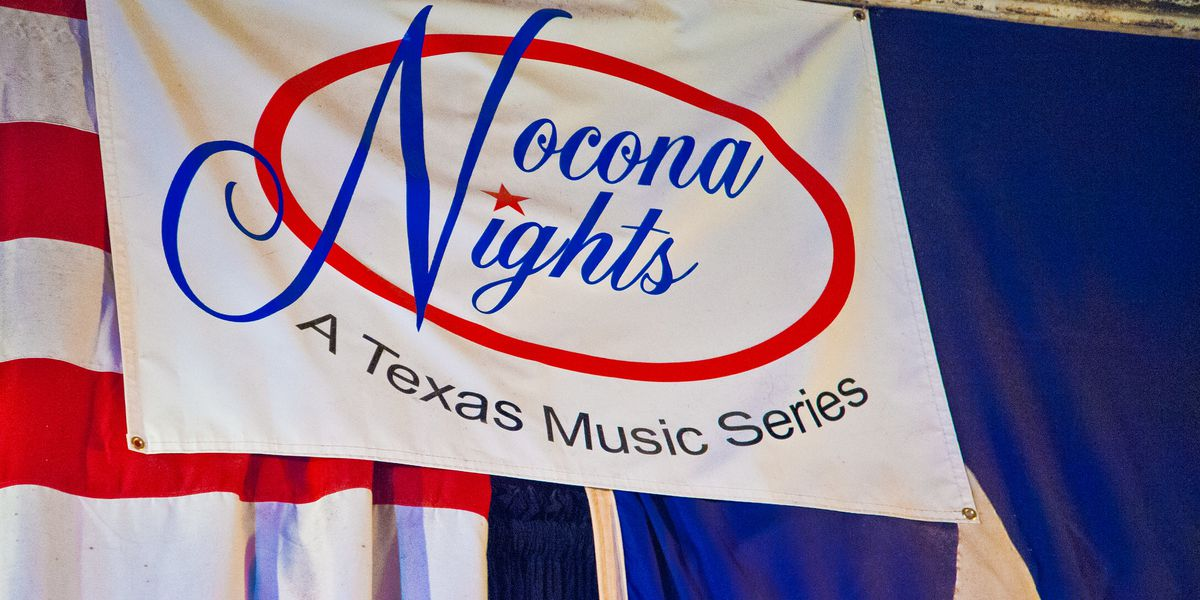 Nocona's got a packed weekend: music, art, beer, pancakes