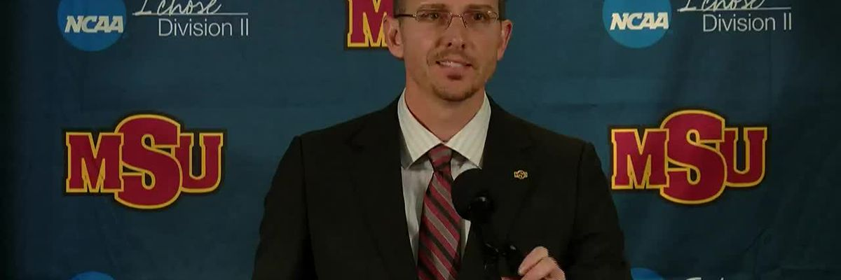 New MSU head coach Justin Leslie full press conference