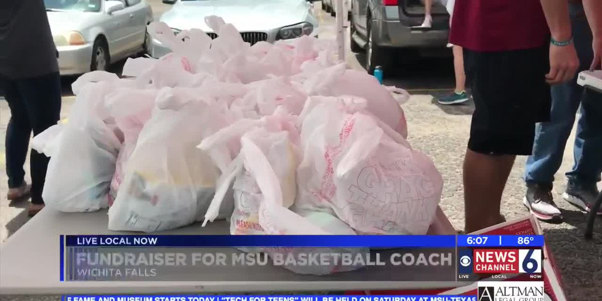Fundraiser held for MSU Coach battling cancer