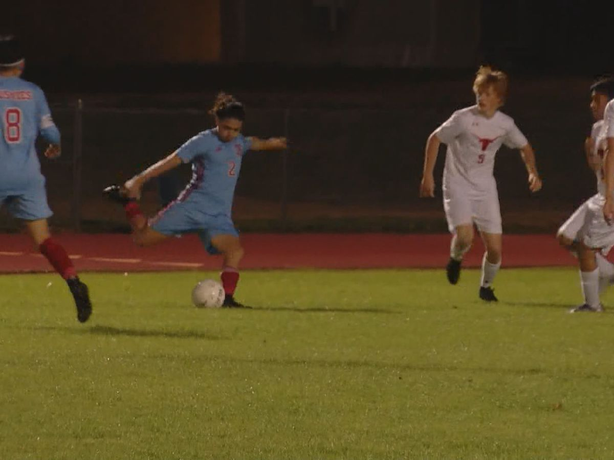 Senior Spotlight: Hirschi boys soccer