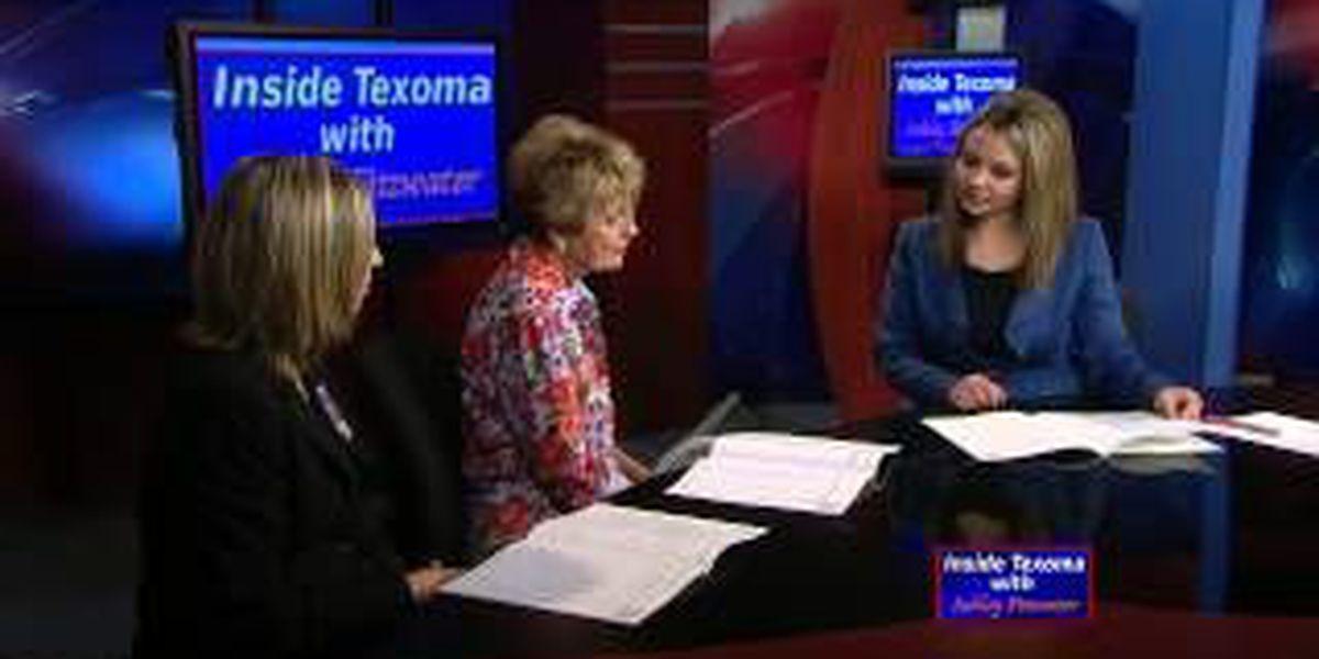 Inside Texoma: Hospice My Time Books