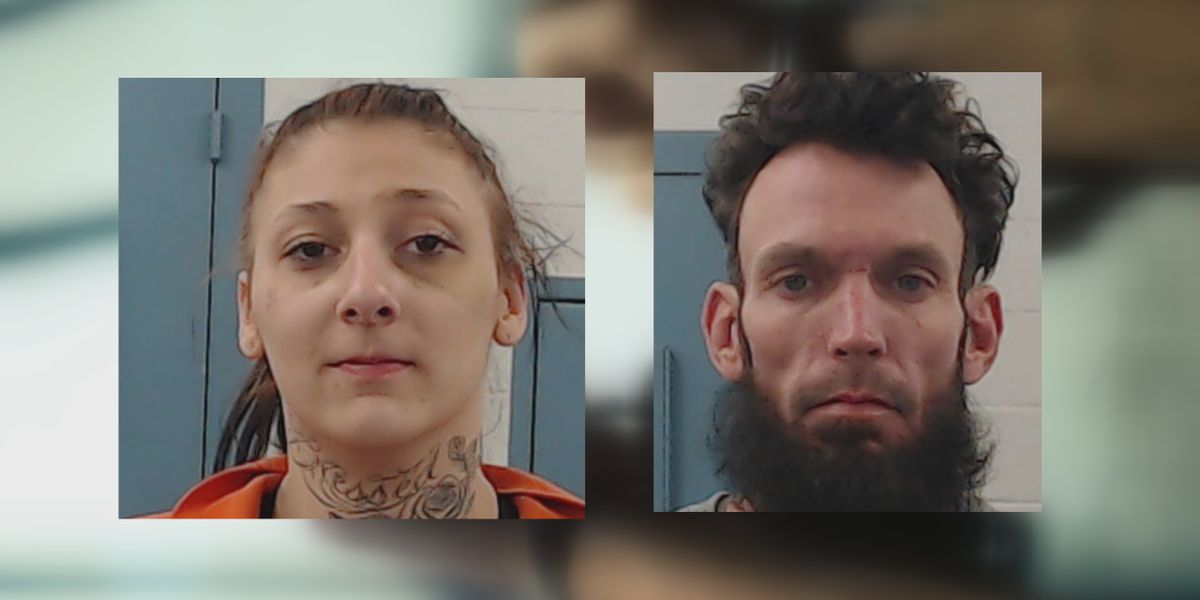 Altus police arrest two after car chase, wreck