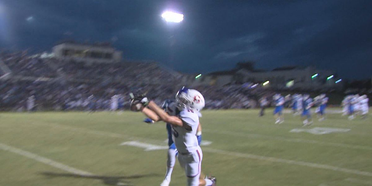 Top plays of HS Football season