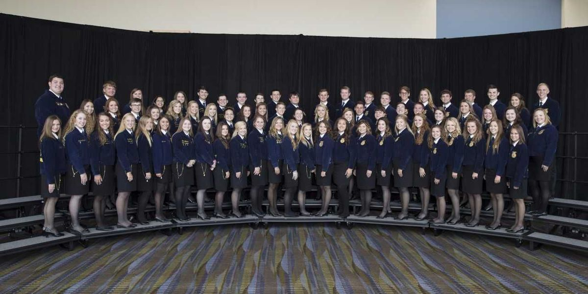 Texas FFA students receive $1.4 million in scholarships