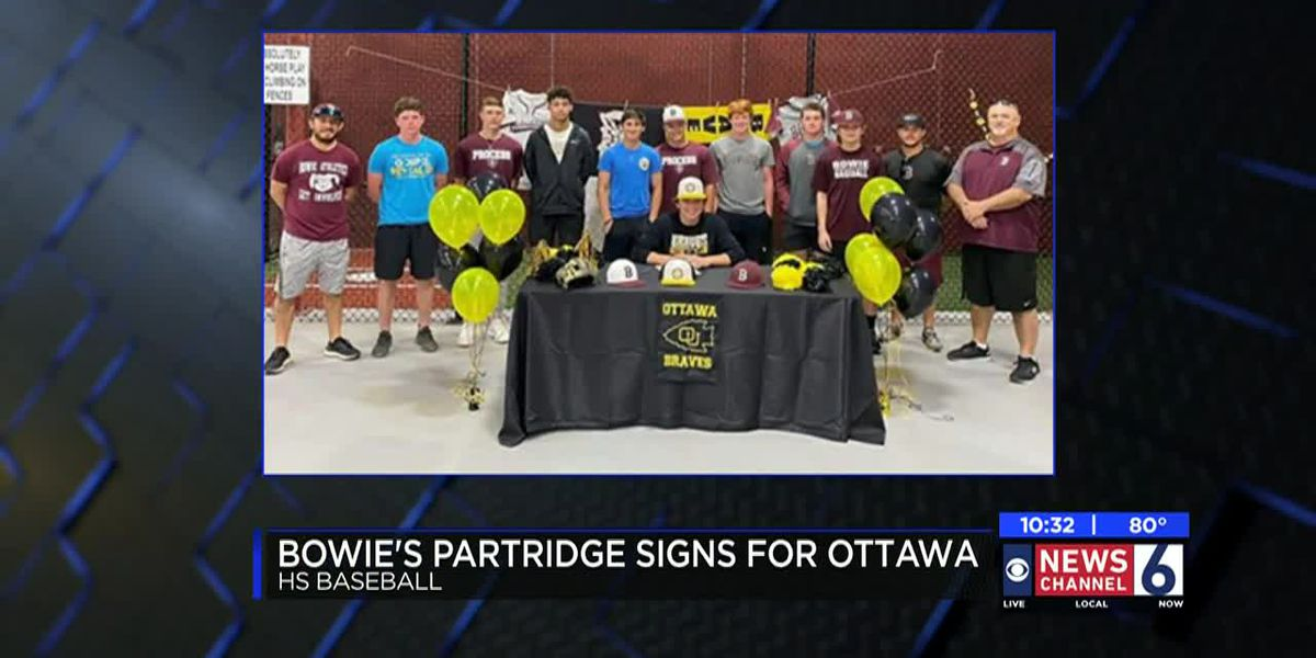 King, Partridge sign NLI's