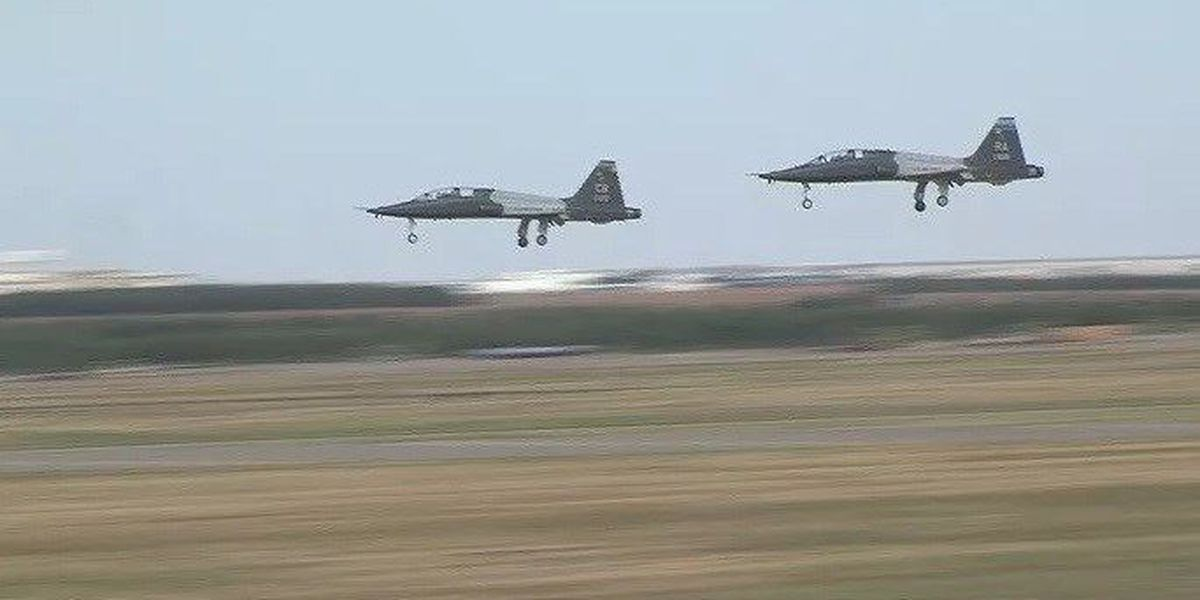 Sheppard AFB busiest joint-use airfield in Air Force