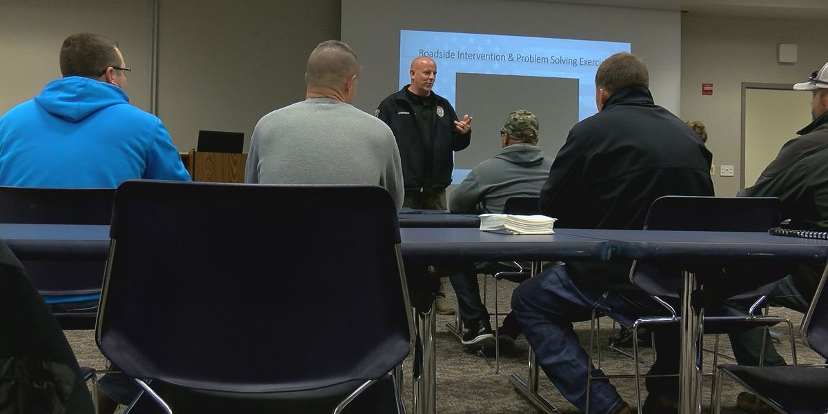 Texoma officers get Crisis Intervention Training